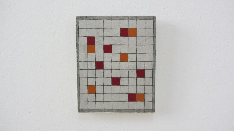 El baile del pato. 2004. 19 x 24 cm.