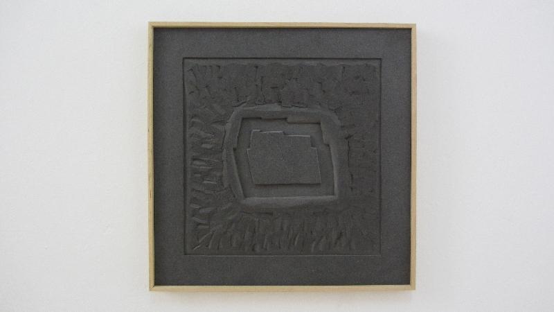 La piedra de los doce ángulos. 2009. 60 x 60 cm.