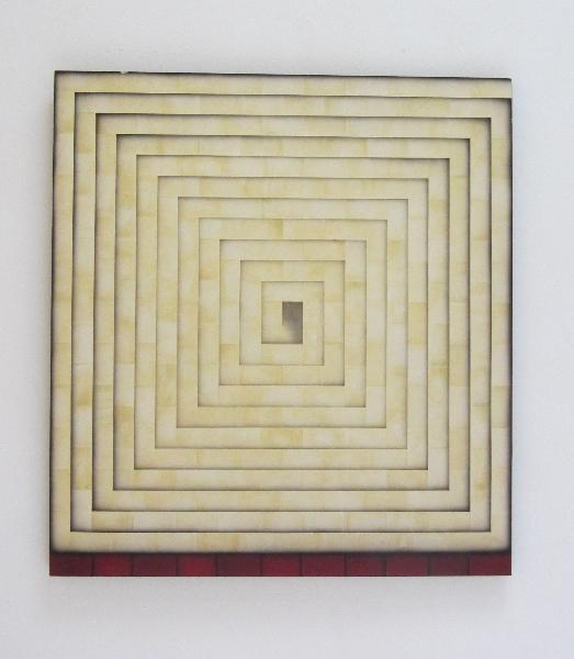 Lo siguiente. 2005. 100 x 110 cm.