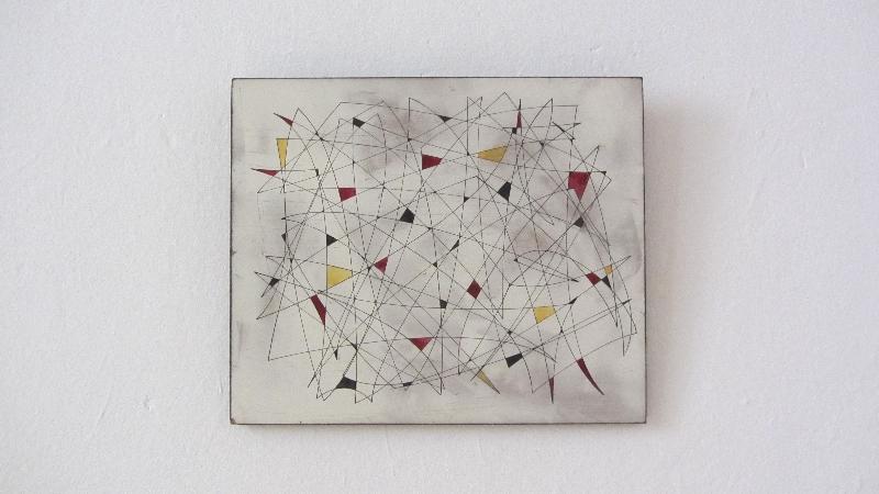 Problemas. 2004. 32 x 26 cm.