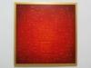 La pira del artista. 2013. 100 x 100 cm.