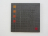 Tiempo y espacio. 2006. 100 x 100 cm.